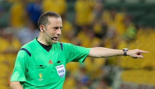 UEFAdan Çakıra görev
