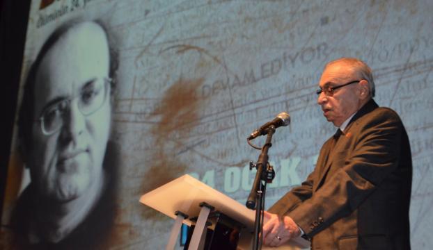 Gazeteci yazar Mumcunun ölümünün 24. yılı