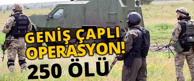 Ukrayna ordusundan ayrılıkçılara operasyon