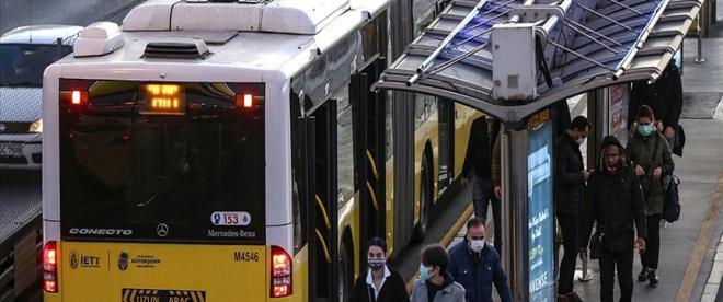 İstanbulda toplu ulaşımda HES kodu zorunluluğu başladı