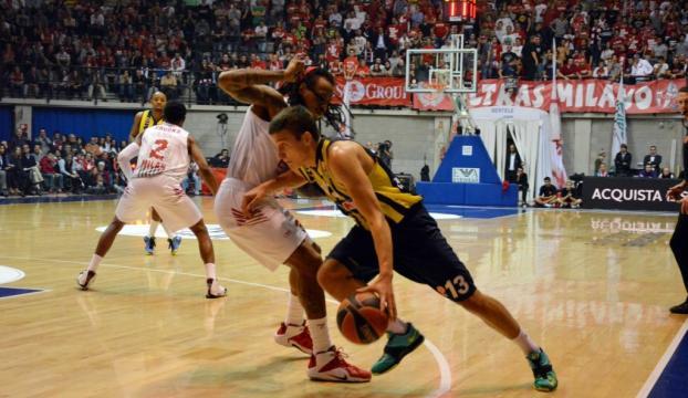 Fenerbahçe basketbolda EA Milanı devirdi