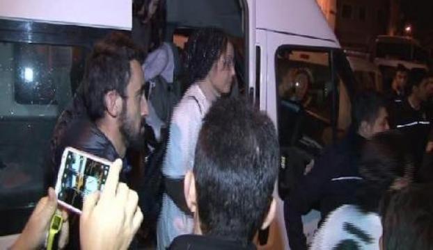 Uluslar arası Üsküdar Sempozyumunda 18 gözaltı