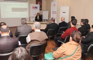'Ünye'den Dünyaya AB ile Medya Açılımı' Karadeniz'de başladı