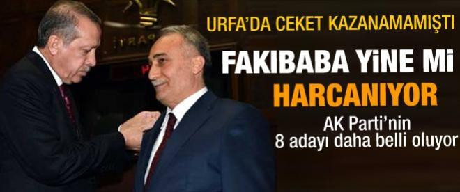 AK Parti Fakıbaba'yı harcayacak