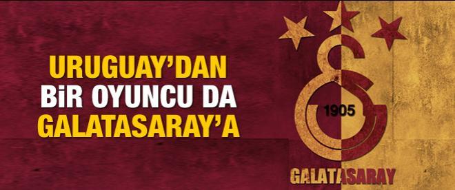 Uruguay'dan bir isim de Galatasaray'a