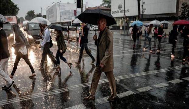 Meteorolojiden Marmara uyarısı