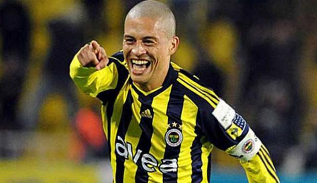 Fenerbahçeden Alexe mesaj