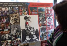Uygur Türklerinden Washington'da fotoğraf sergisi
