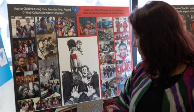 Uygur Türklerinden Washingtonda fotoğraf sergisi