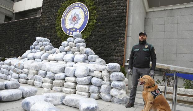 İstanbulda büyük uyuşturucu operasyonu!