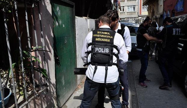 9 ayda 2,8 milyar lira değerinde uyuşturucu ele geçirildi