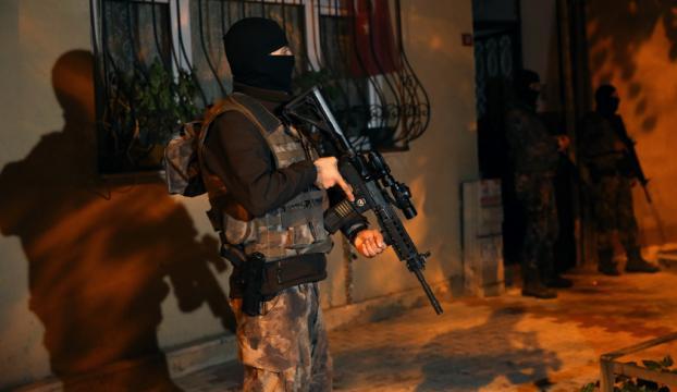 İstanbulda Kurt Kapanı-13 operasyonu