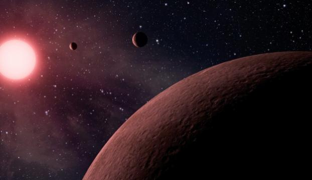 """""""Öte gezegenler tıpatıp aynı"""""""