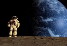 """""""Uzaydan yeryüzüne baktığımda anneme bakıyor gibi hissettim"""""""
