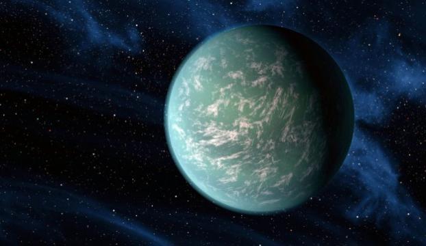 Bu gezegen Dünyaya çok benziyor