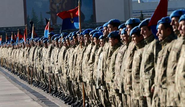 2 bin 759 uzman erbaş terörle mücadeleye hazır