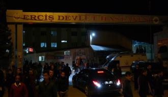 Van'da terör saldırısı: 1 şehit, 3 yaralı