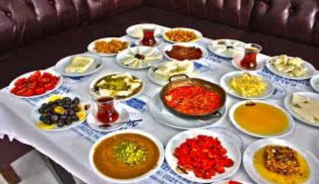 """""""Kahvaltının başkenti"""" Vanda """"Dünya Kahvaltı Günü"""" hazırlığı"""