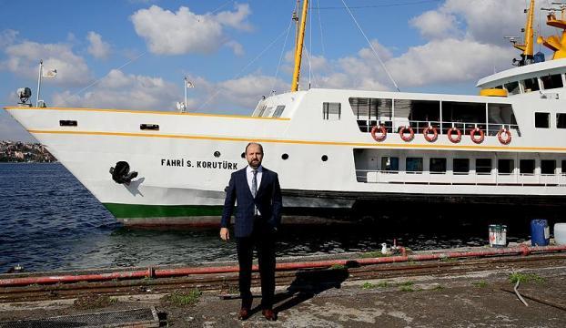 İstanbul Boğazına yeni arabalı vapur hattı