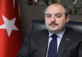 """Bakan Varank: """"Sanayi, martta da ekonomimizin lokomotifi olduğunu kanıtladı"""""""