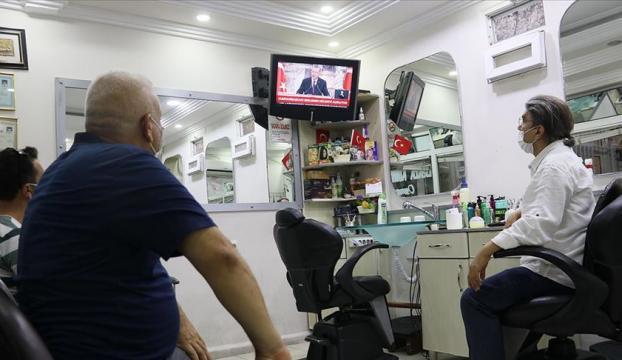 Cumhurbaşkanı Erdoğanın müjdesi vatandaşlar tarafından ilgiyle karşılandı