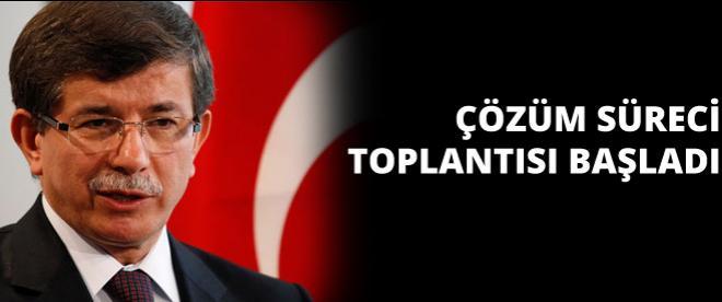 İlk Kez Davutoğlu başkanlık ediyor