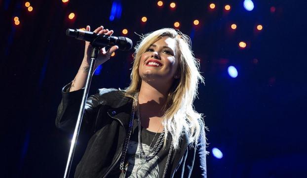 Demi Lovato rüzgarı esti