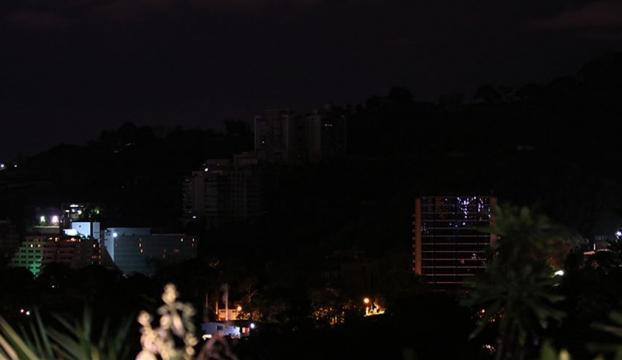 Venezuelada yeniden elektrik kesintisi iddiası
