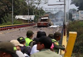 Kolombiya-Venezuela sınırında tansiyon düştü