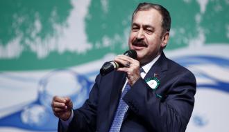 Bakan Eroğlu'nun sözlerini yazdığı şarkıyı Haluk Levent seslendirecek