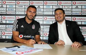 Victor Ruiz resmen Beşiktaş'ta