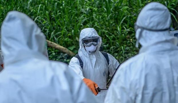 Suudi Arabistandan hacılar için Ebola önlemi