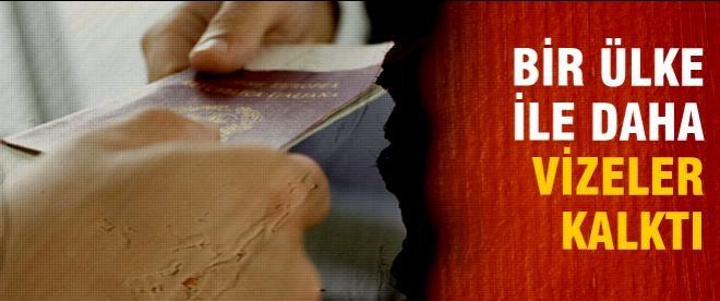 Macaristan'la vizeler kalktı