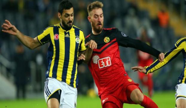 Kadıköyde 4 gol, 1 kırmızı, 1 penaltı