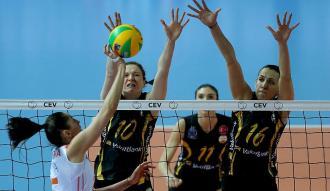 Fenerbahçe Kadın Voleybol Takımı'nda çifte transfer