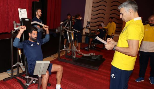 Fenerbahçenin devre arası kampı