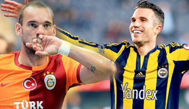 Sneijder ile Fenerbahçeli Van Persie milli takımlarına çağrılmadı