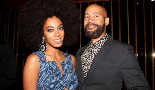 ABDli şarkıcı Solange Knowles evlendi