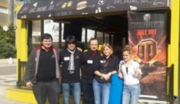 Wargaming İstanbulda oyuncularıyla buluştu