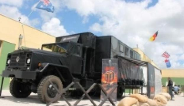 MGT-20 Mobil Oyun Kamyonu İstanbula geliyor!