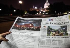 Washington Post'ta tam sayfa FETÖ uyarısı