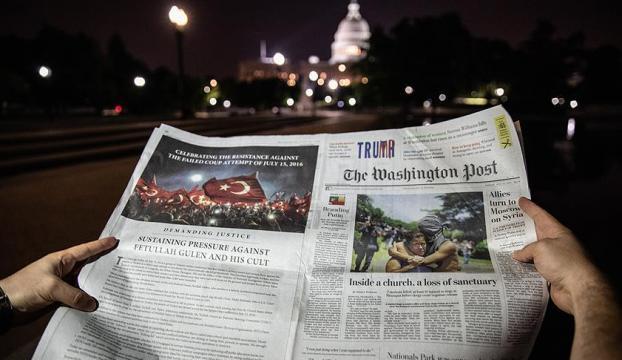 Washington Posttan Kaşıkçı cinayetine ilişkin makale