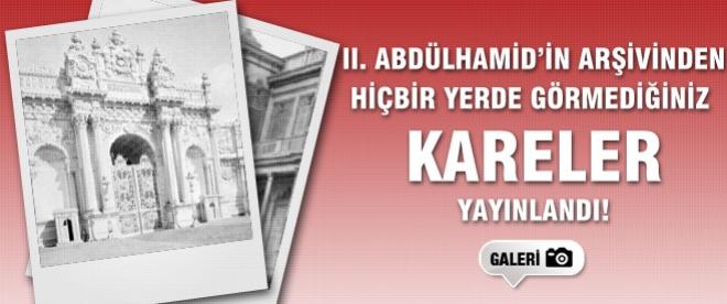 II. Abdülhamit'in arşivinden Osmanlı mimarisi