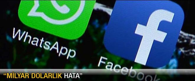 'Zuckerberg'in milyar dolarlık hatası'