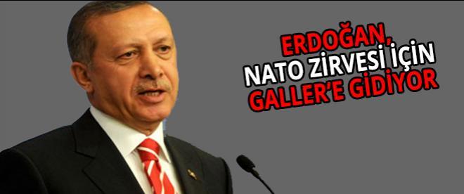 Erdoğan,NATO Zirvesi'ne katılıyor