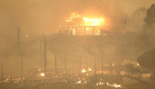 Californiadaki yangında can kaybı artıyor