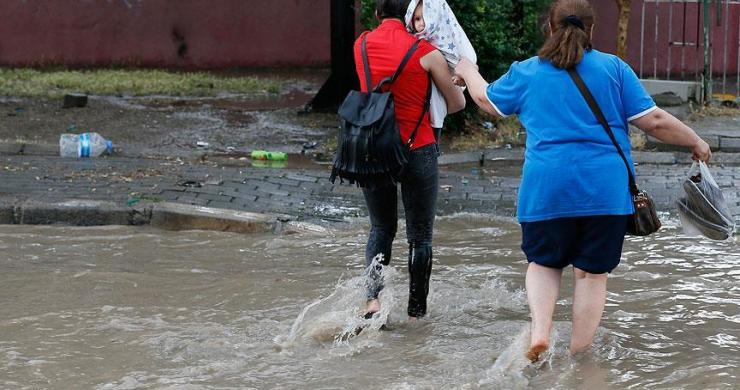 Meteorolojiden yeni kuvvetli yağış uyarısı