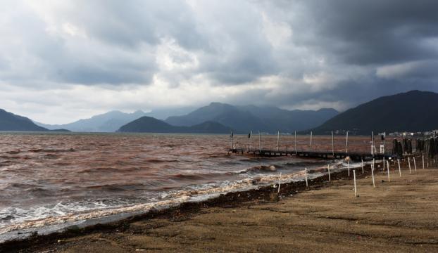 Marmariste aşırı yağış