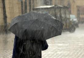 İstanbul ve çevresinde cumaya kadar yağış var