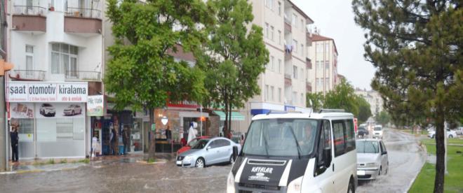 Marmaranın doğusunda kuvvetli yağış bekleniyor